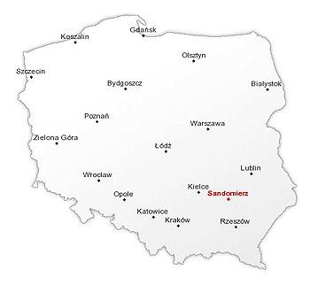 Rozklad Jazdy Autobusow Pks Dla Miasta Sandomierz