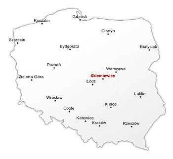 Rozklad Jazdy Autobusow Pks Dla Miasta Skierniewice