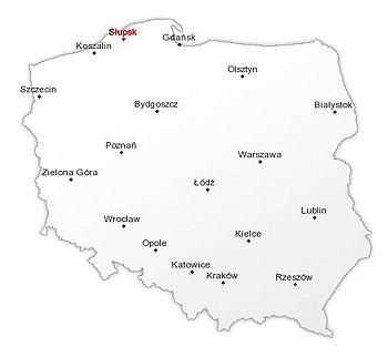 Rozklad Jazdy Autobusow Pks Dla Miasta Slupsk